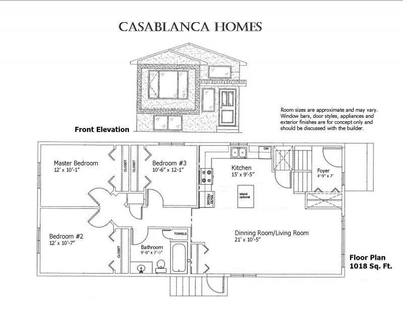 Casablanca Homes